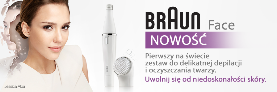 Braun Face SE 80